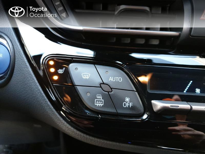 Photo 18 de l'offre de TOYOTA C-HR 122h Distinctive 2WD E-CVT MC19 à 26900€ chez Rizzon Auto - Toyota Guingamp
