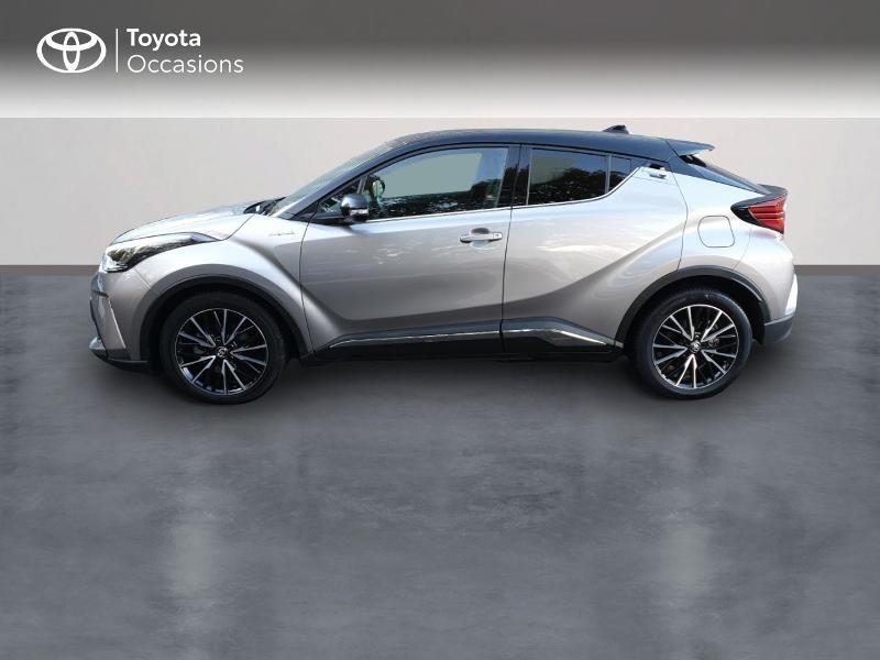 Photo 3 de l'offre de TOYOTA C-HR 122h Distinctive 2WD E-CVT MC19 à 26900€ chez Rizzon Auto - Toyota Guingamp