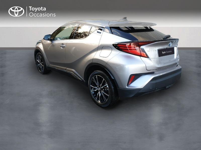 Photo 2 de l'offre de TOYOTA C-HR 122h Distinctive 2WD E-CVT MC19 à 26900€ chez Rizzon Auto - Toyota Guingamp