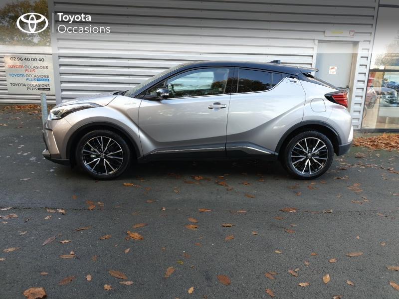 Photo 22 de l'offre de TOYOTA C-HR 122h Distinctive 2WD E-CVT MC19 à 26900€ chez Rizzon Auto - Toyota Guingamp