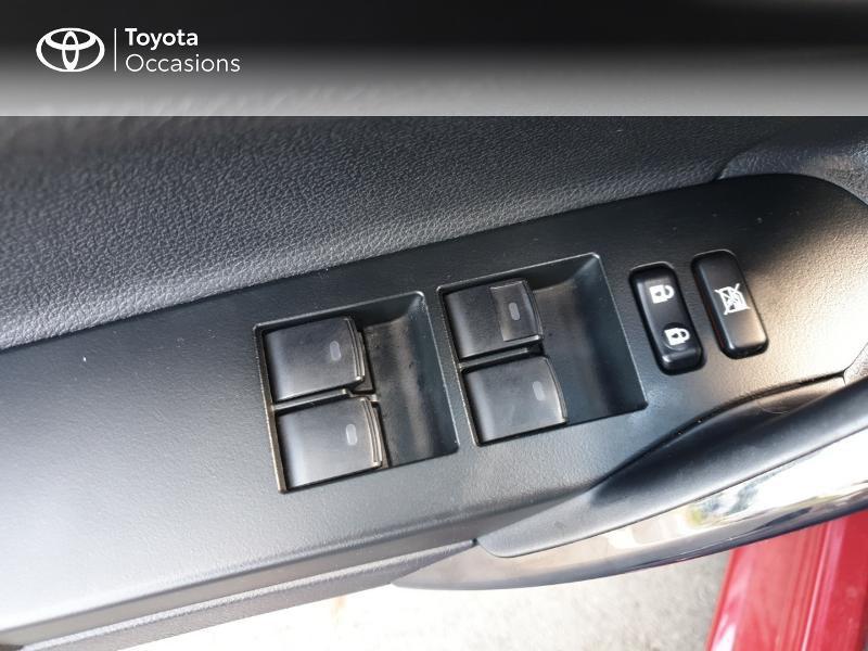 Photo 12 de l'offre de TOYOTA Auris HSD 136h Lounge à 18900€ chez Rizzon Auto - Toyota Guingamp