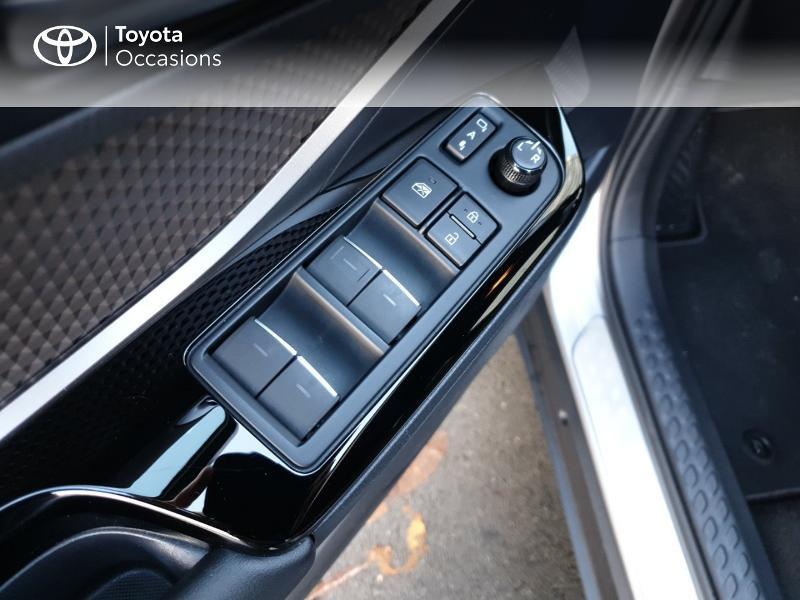 Photo 11 de l'offre de TOYOTA C-HR 122h Distinctive 2WD E-CVT MC19 à 26900€ chez Rizzon Auto - Toyota Guingamp