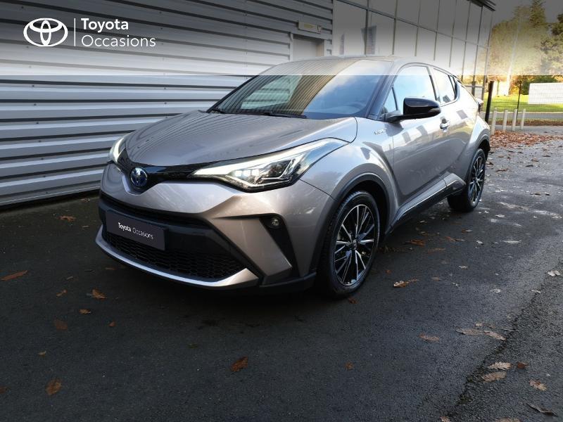 Photo 20 de l'offre de TOYOTA C-HR 122h Distinctive 2WD E-CVT MC19 à 26900€ chez Rizzon Auto - Toyota Guingamp