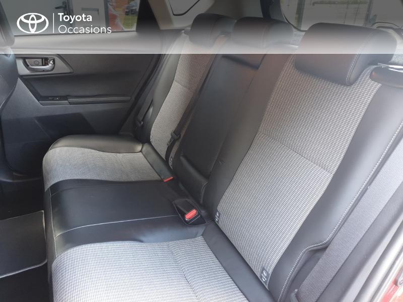 Photo 14 de l'offre de TOYOTA Auris HSD 136h Lounge à 18900€ chez Rizzon Auto - Toyota Guingamp