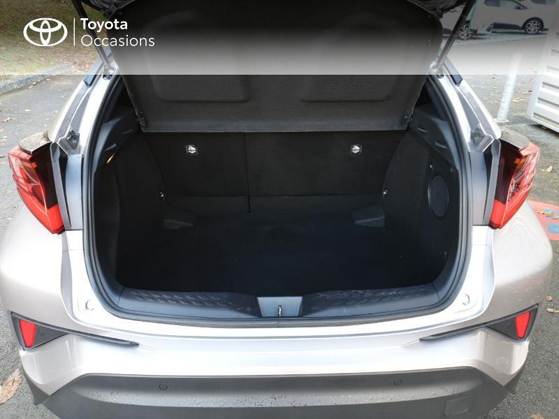 Photo 15 de l'offre de TOYOTA C-HR 122h Distinctive 2WD E-CVT MC19 à 26900€ chez Rizzon Auto - Toyota Guingamp