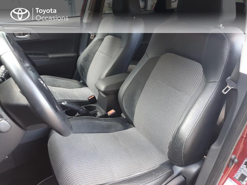 Photo 13 de l'offre de TOYOTA Auris HSD 136h Lounge à 18900€ chez Rizzon Auto - Toyota Guingamp