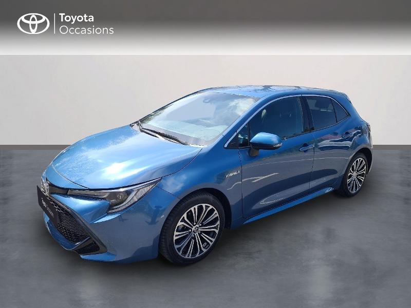 Toyota Corolla 122h Design MY20 Hybride BLEU Occasion à vendre
