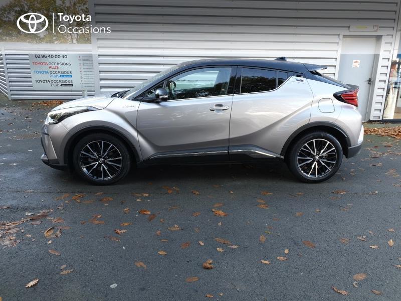 Photo 21 de l'offre de TOYOTA C-HR 122h Distinctive 2WD E-CVT MC19 à 26900€ chez Rizzon Auto - Toyota Guingamp