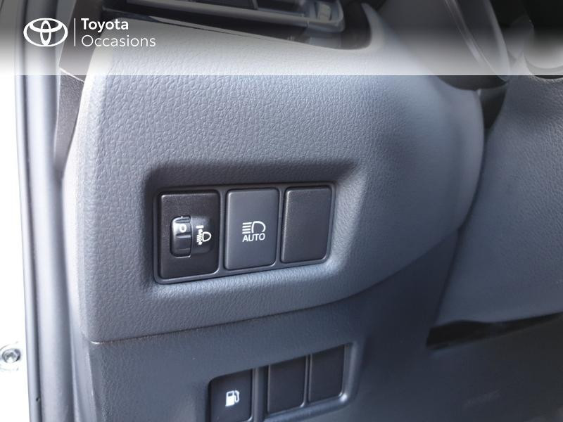 Photo 16 de l'offre de TOYOTA C-HR 122h Distinctive 2WD E-CVT MC19 à 26900€ chez Rizzon Auto - Toyota Guingamp