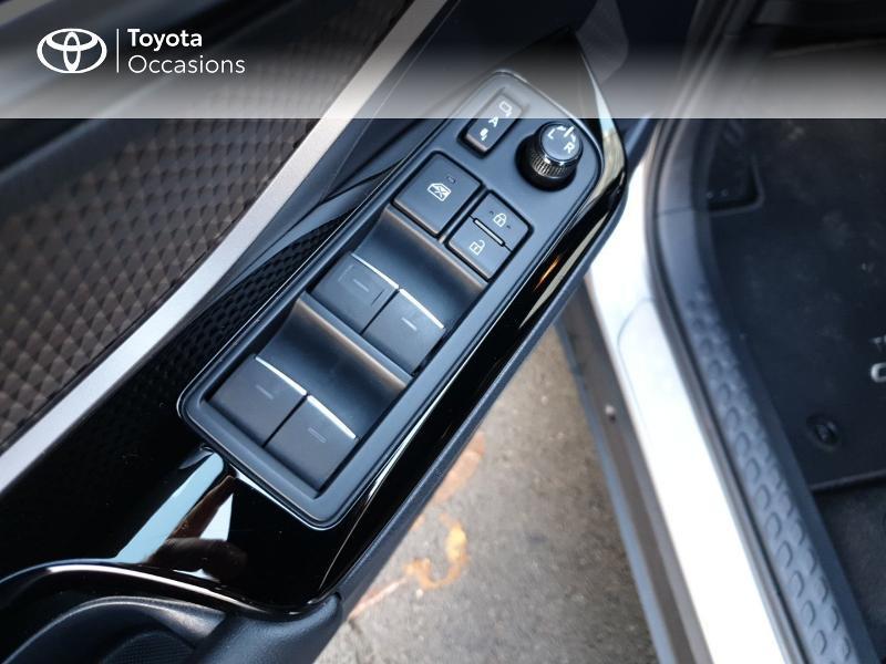 Photo 12 de l'offre de TOYOTA C-HR 122h Distinctive 2WD E-CVT MC19 à 26900€ chez Rizzon Auto - Toyota Guingamp