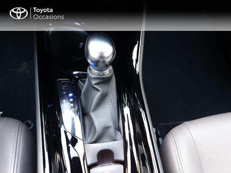 Photo 9 de l'offre de TOYOTA C-HR 122h Distinctive 2WD E-CVT MC19 à 26900€ chez Rizzon Auto - Toyota Guingamp