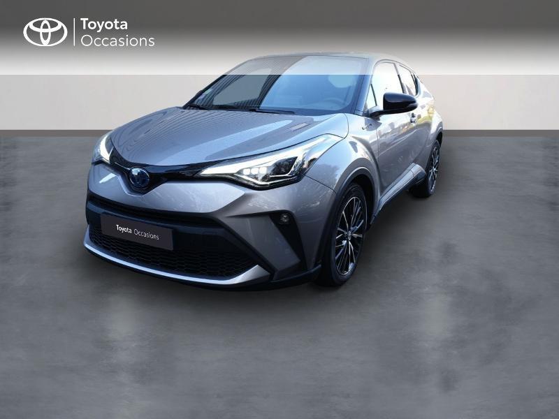 Photo 1 de l'offre de TOYOTA C-HR 122h Distinctive 2WD E-CVT MC19 à 26900€ chez Rizzon Auto - Toyota Guingamp