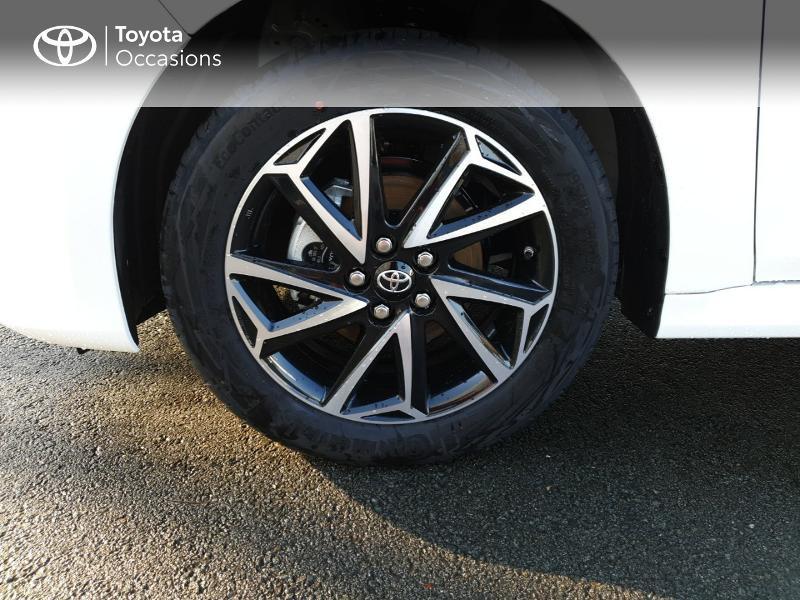 Photo 16 de l'offre de TOYOTA Yaris 70 VVT-i Design 5p à 17490€ chez Rizzon Auto - Toyota Guingamp