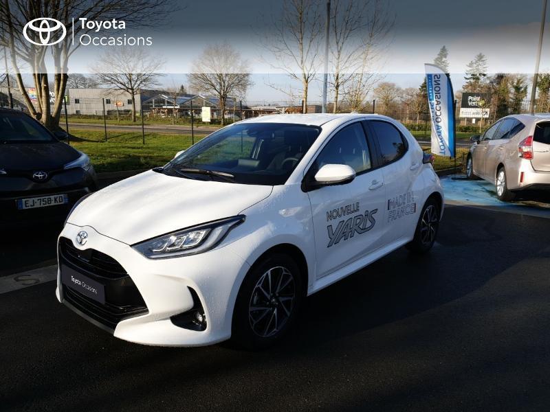 Photo 20 de l'offre de TOYOTA Yaris 70 VVT-i Design 5p à 17490€ chez Rizzon Auto - Toyota Guingamp