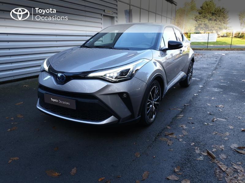Photo 19 de l'offre de TOYOTA C-HR 122h Distinctive 2WD E-CVT MC19 à 26900€ chez Rizzon Auto - Toyota Guingamp