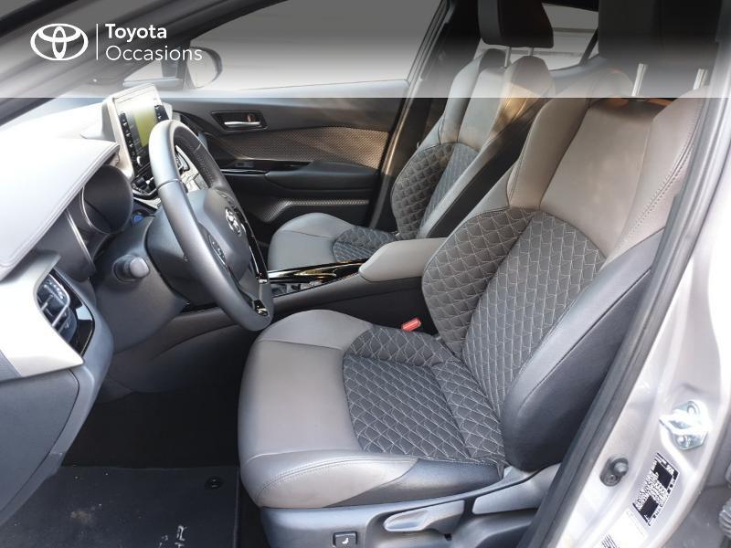 Photo 13 de l'offre de TOYOTA C-HR 122h Distinctive 2WD E-CVT MC19 à 26900€ chez Rizzon Auto - Toyota Guingamp