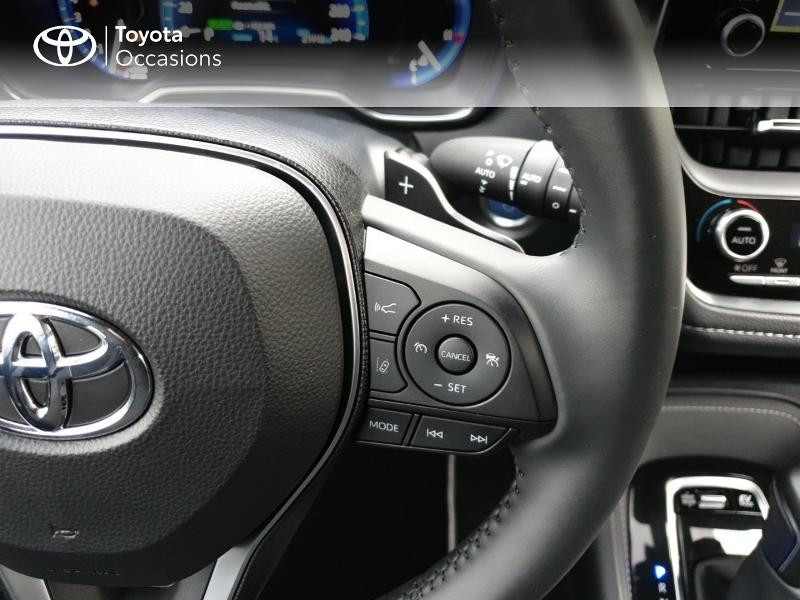 Photo 8 de l'offre de TOYOTA Corolla 184h Design MY20 à 23490€ chez Rizzon Auto - Toyota Guingamp