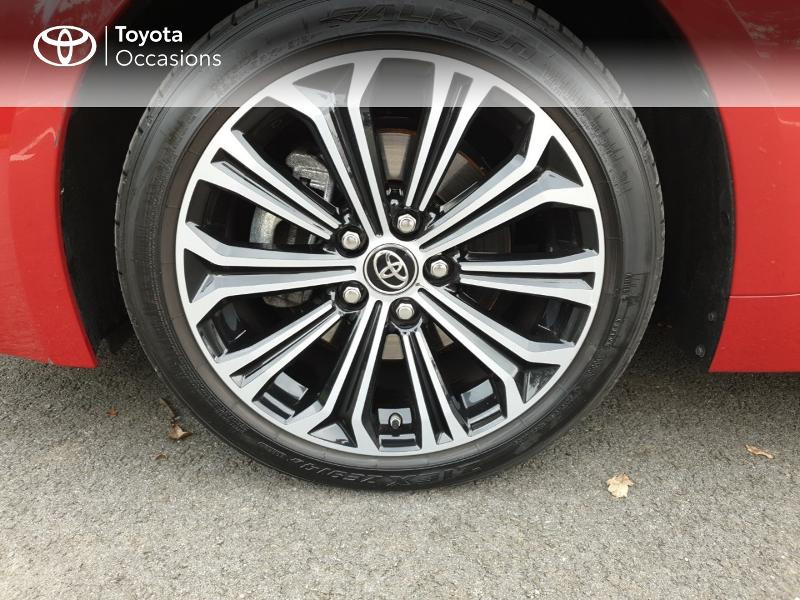 Photo 4 de l'offre de TOYOTA Corolla 184h Design MY20 à 23490€ chez Rizzon Auto - Toyota Guingamp