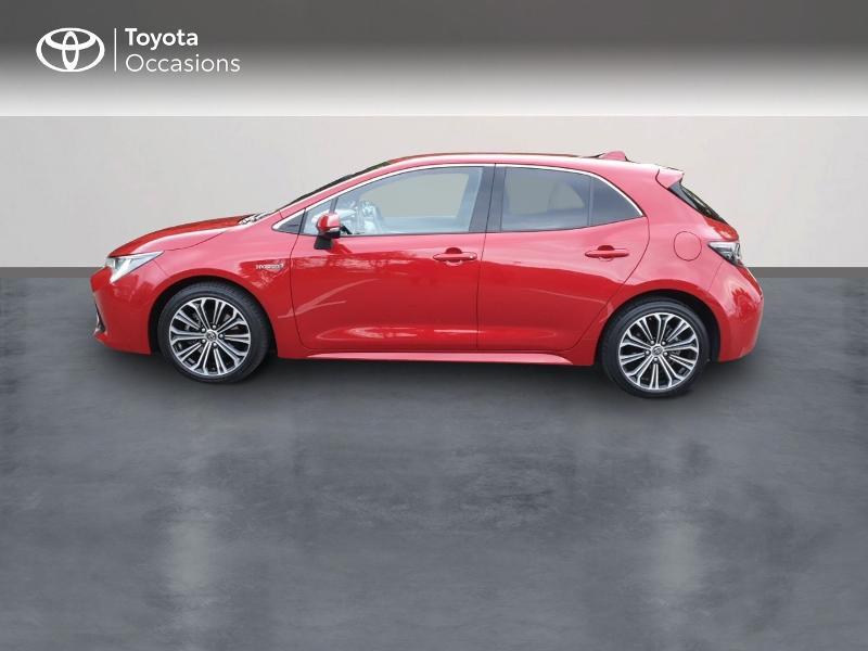 Photo 3 de l'offre de TOYOTA Corolla 184h Design MY20 à 23490€ chez Rizzon Auto - Toyota Guingamp