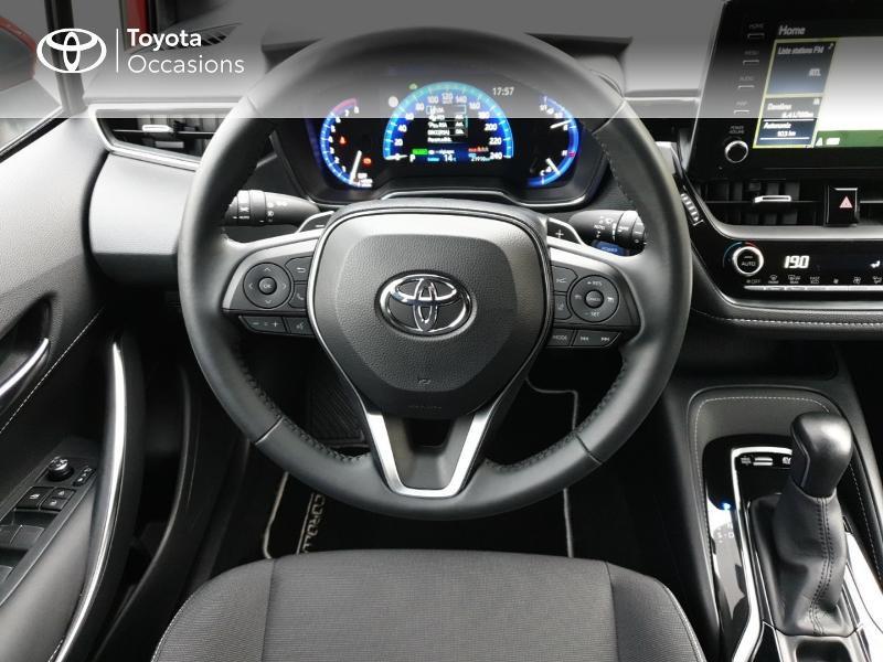 Photo 6 de l'offre de TOYOTA Corolla 184h Design MY20 à 23490€ chez Rizzon Auto - Toyota Guingamp