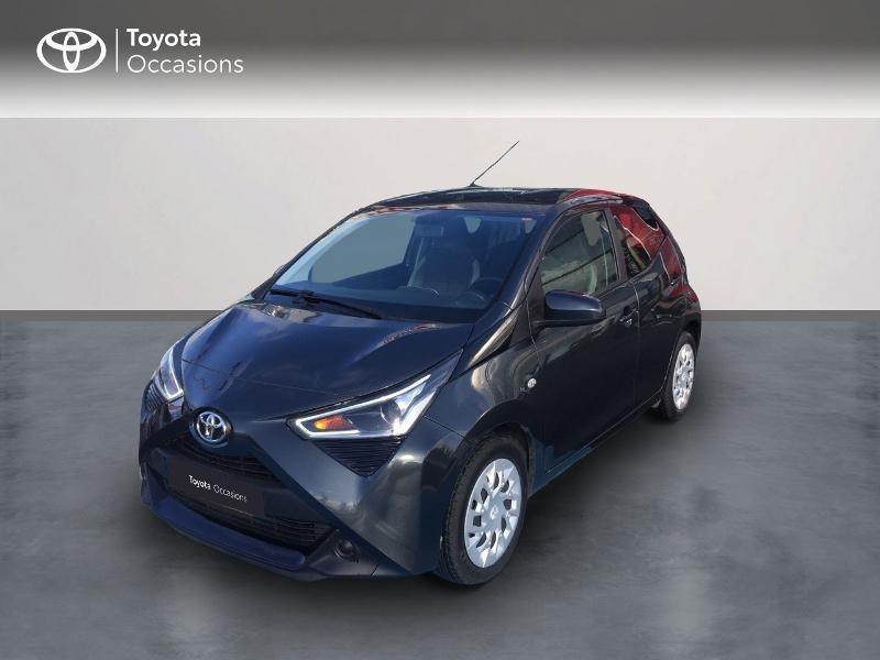 Toyota Aygo 1.0 VVT-i 72ch x-play 5p Essence Gris Foncé Métal Occasion à vendre