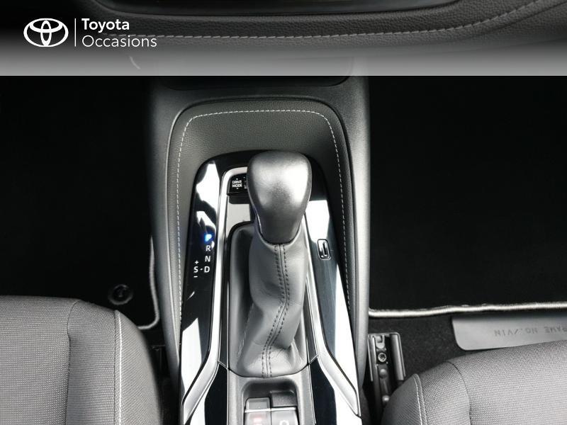 Photo 10 de l'offre de TOYOTA Corolla 184h Design MY20 à 23490€ chez Rizzon Auto - Toyota Guingamp