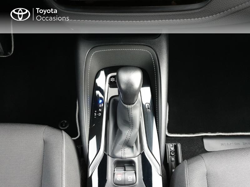 Photo 9 de l'offre de TOYOTA Corolla 184h Design MY20 à 23490€ chez Rizzon Auto - Toyota Guingamp