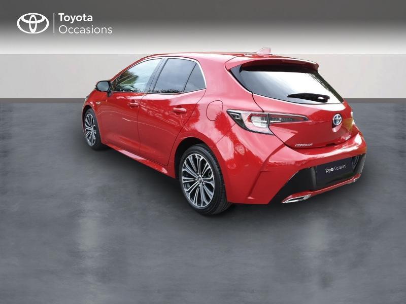 Photo 2 de l'offre de TOYOTA Corolla 184h Design MY20 à 23490€ chez Rizzon Auto - Toyota Guingamp
