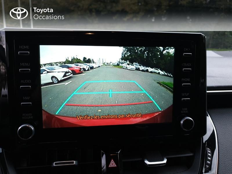 Photo 17 de l'offre de TOYOTA Corolla 184h Design MY20 à 23490€ chez Rizzon Auto - Toyota Guingamp