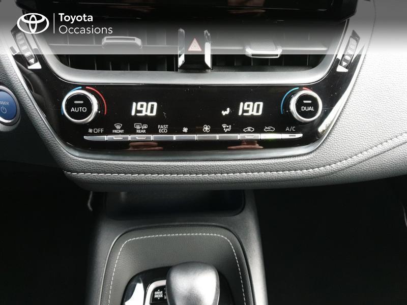 Photo 11 de l'offre de TOYOTA Corolla 184h Design MY20 à 23490€ chez Rizzon Auto - Toyota Guingamp