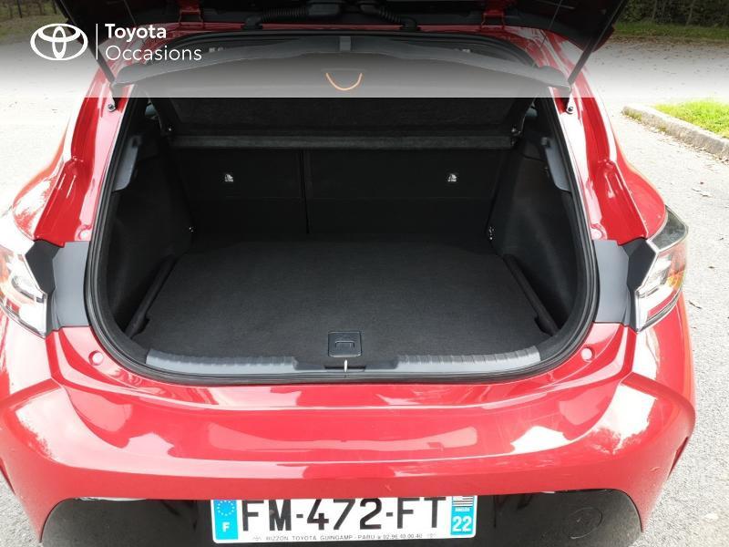 Photo 15 de l'offre de TOYOTA Corolla 184h Design MY20 à 23490€ chez Rizzon Auto - Toyota Guingamp