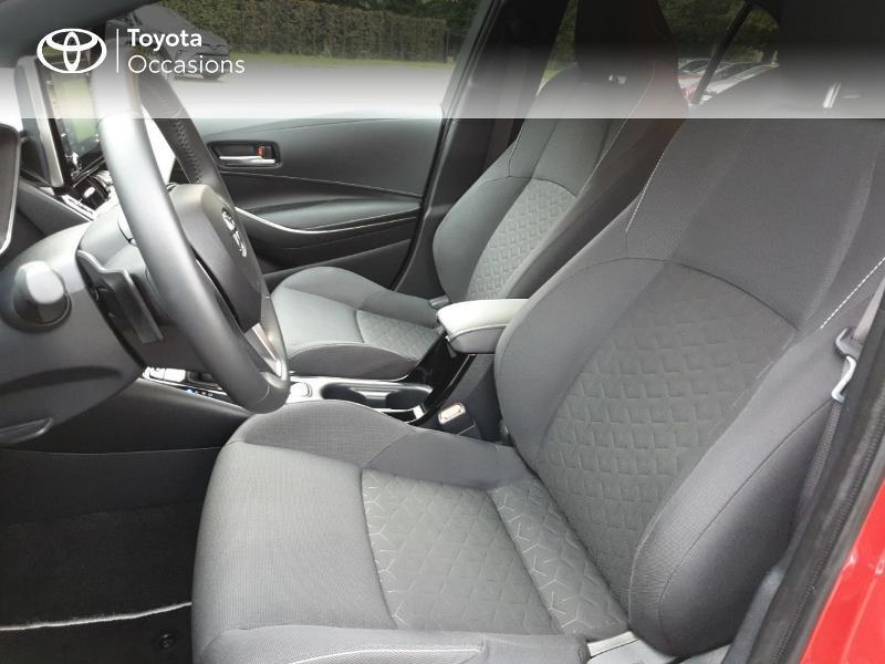 Photo 13 de l'offre de TOYOTA Corolla 184h Design MY20 à 23490€ chez Rizzon Auto - Toyota Guingamp