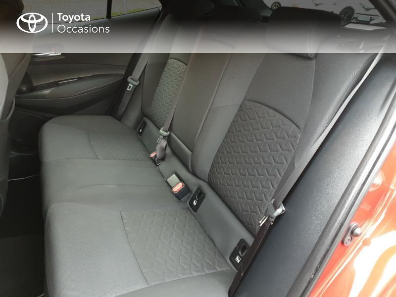 Photo 14 de l'offre de TOYOTA Corolla 184h Design MY20 à 23490€ chez Rizzon Auto - Toyota Guingamp
