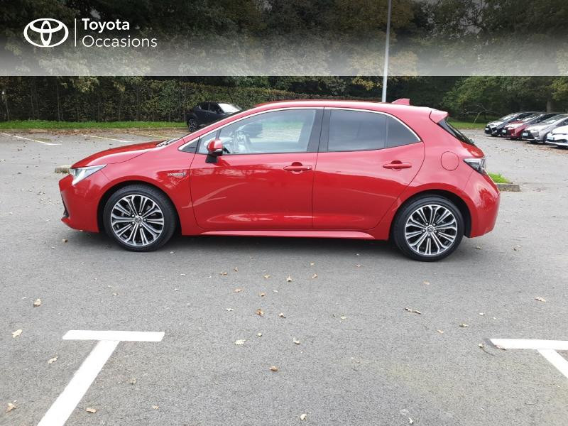 Photo 22 de l'offre de TOYOTA Corolla 184h Design MY20 à 23490€ chez Rizzon Auto - Toyota Guingamp