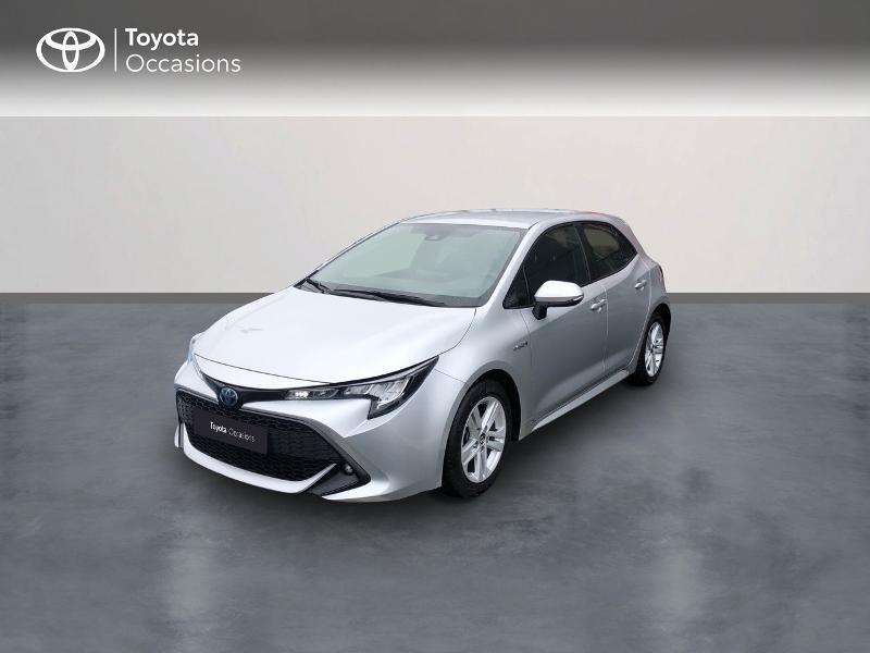 Toyota Corolla 122h Dynamic Business MY20 Hybride GRIS ALUMINI Occasion à vendre