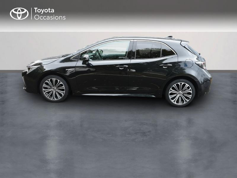Photo 3 de l'offre de TOYOTA Corolla 122h Design à 22490€ chez Rizzon Auto - Toyota Guingamp