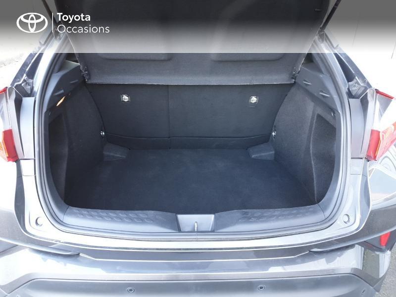 Photo 15 de l'offre de TOYOTA C-HR 122h Edition 2WD E-CVT RC18 à 21490€ chez Rizzon Auto - Toyota Guingamp