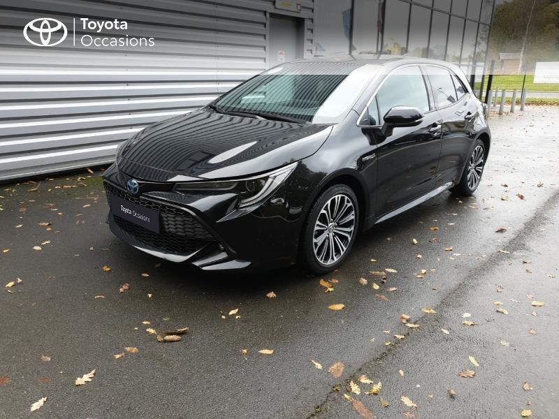 Photo 19 de l'offre de TOYOTA Corolla 122h Design à 22490€ chez Rizzon Auto - Toyota Guingamp