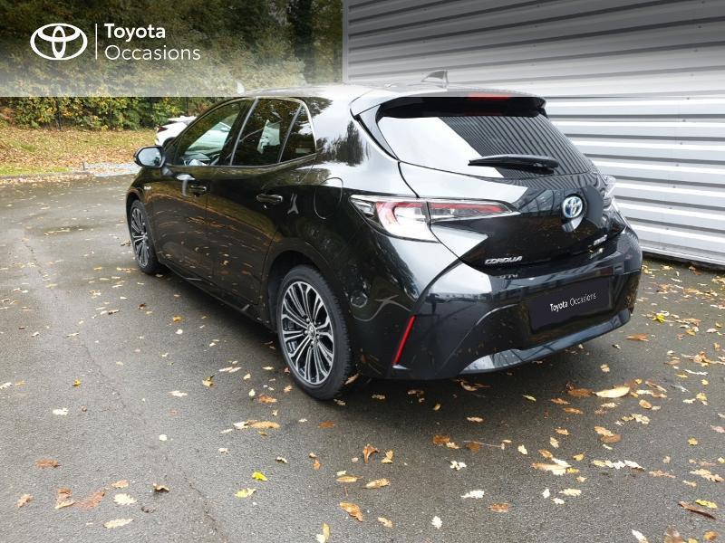 Photo 20 de l'offre de TOYOTA Corolla 122h Design à 22490€ chez Rizzon Auto - Toyota Guingamp