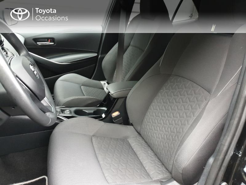 Photo 13 de l'offre de TOYOTA Corolla 122h Design à 22490€ chez Rizzon Auto - Toyota Guingamp