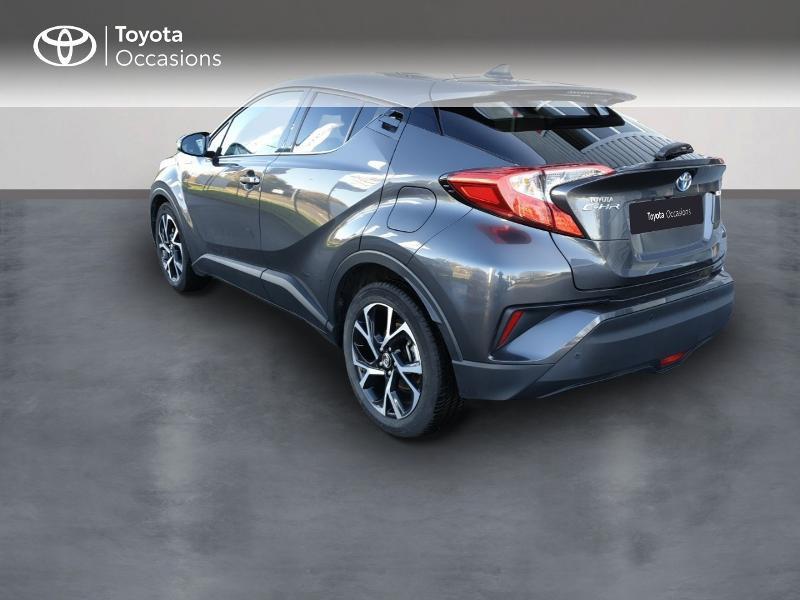 Photo 2 de l'offre de TOYOTA C-HR 122h Edition 2WD E-CVT RC18 à 21490€ chez Rizzon Auto - Toyota Guingamp