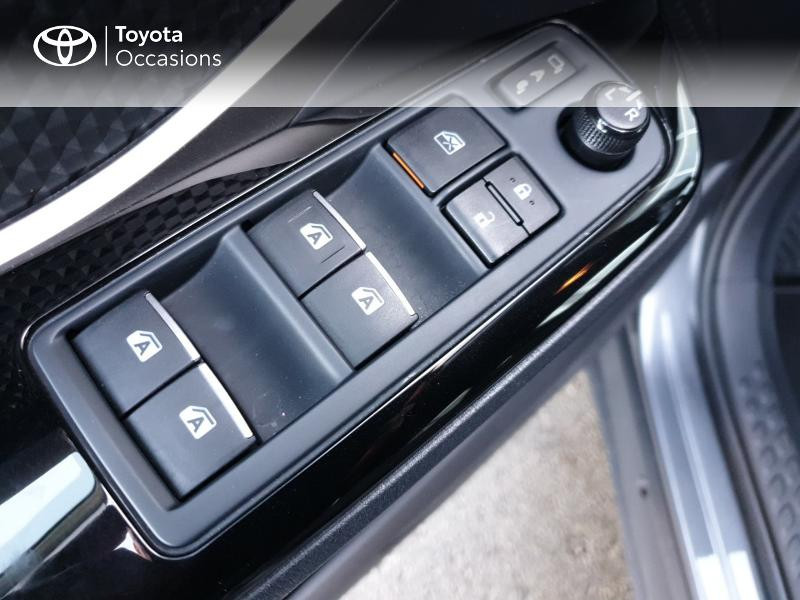 Photo 12 de l'offre de TOYOTA C-HR 122h Edition 2WD E-CVT RC18 à 21490€ chez Rizzon Auto - Toyota Guingamp