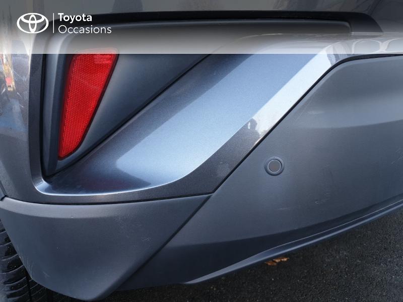 Photo 17 de l'offre de TOYOTA C-HR 122h Edition 2WD E-CVT RC18 à 21490€ chez Rizzon Auto - Toyota Guingamp
