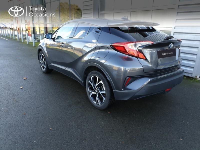 Photo 22 de l'offre de TOYOTA C-HR 122h Edition 2WD E-CVT RC18 à 21490€ chez Rizzon Auto - Toyota Guingamp