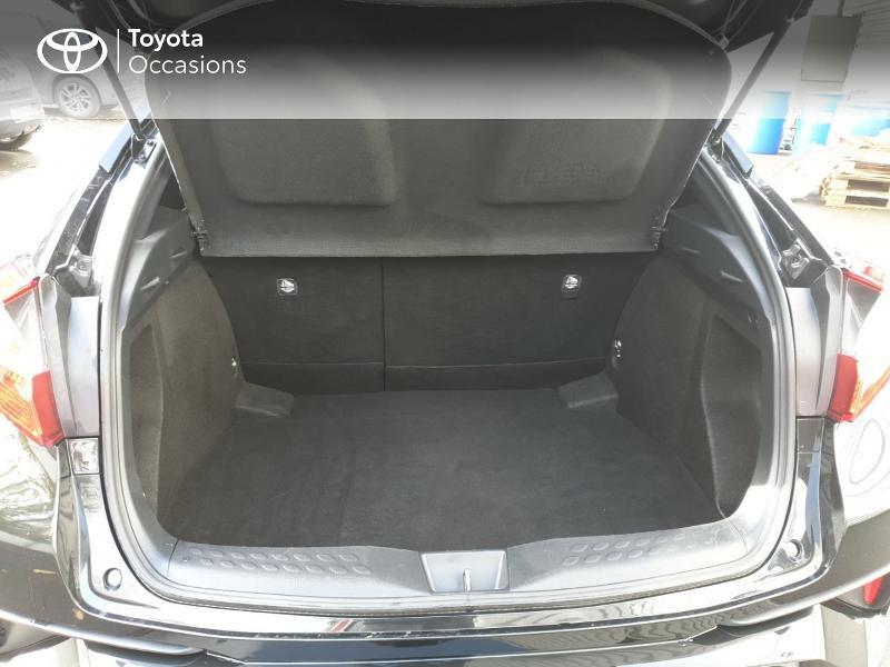 Photo 10 de l'offre de TOYOTA C-HR 122h Edition 2WD E-CVT RC18 à 21480€ chez Rizzon Auto - Toyota Guingamp