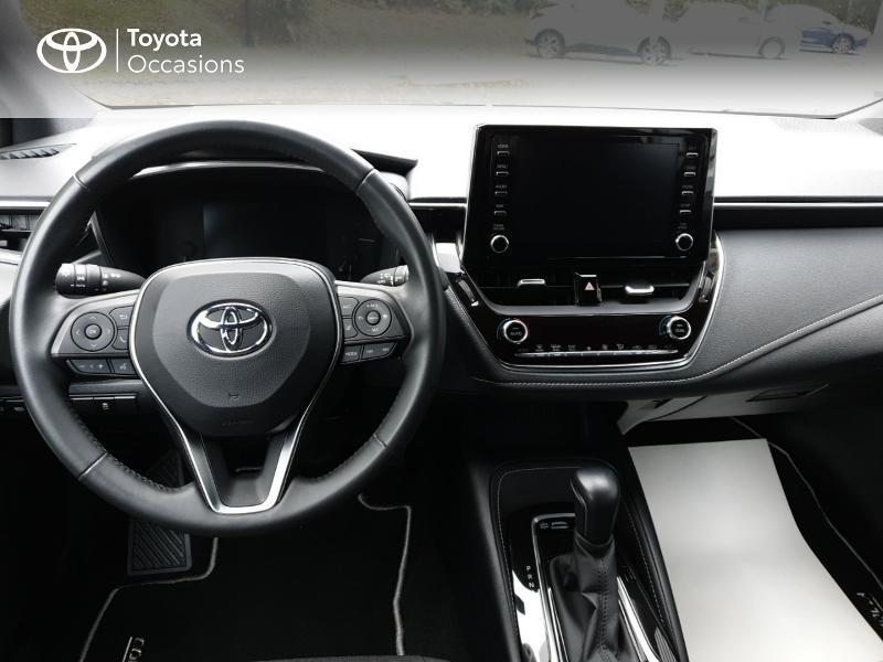 Photo 5 de l'offre de TOYOTA Corolla 122h Design à 22490€ chez Rizzon Auto - Toyota Guingamp