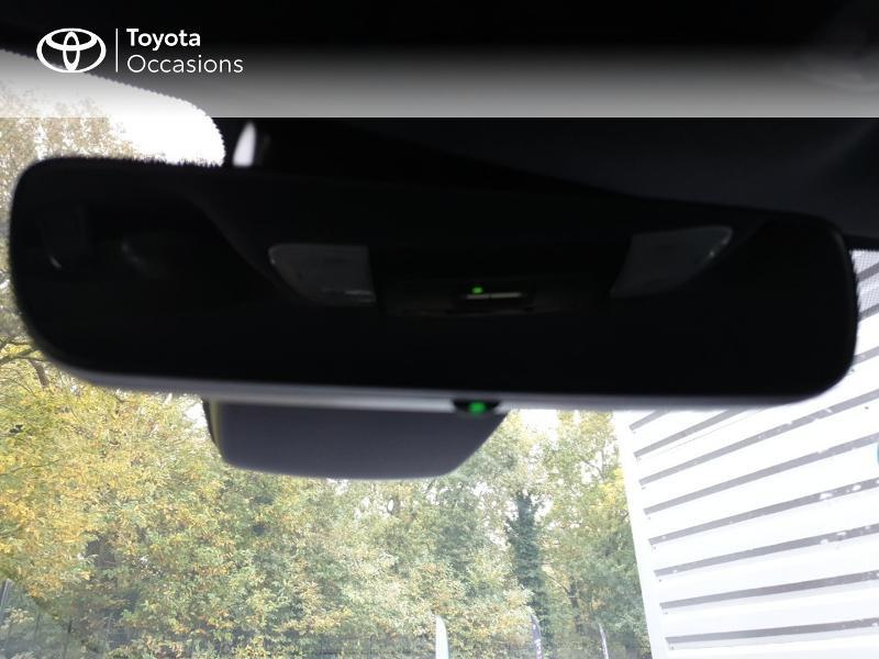 Photo 18 de l'offre de TOYOTA Corolla 122h Design à 22490€ chez Rizzon Auto - Toyota Guingamp