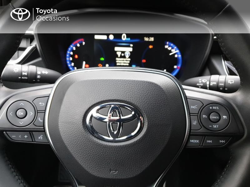 Photo 8 de l'offre de TOYOTA Corolla 122h Design à 22490€ chez Rizzon Auto - Toyota Guingamp