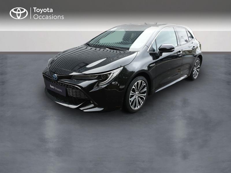 Photo 1 de l'offre de TOYOTA Corolla 122h Design à 22490€ chez Rizzon Auto - Toyota Guingamp