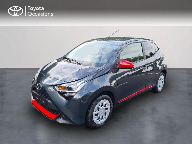 Toyota Aygo 1.0 VVT-i 72ch x-look 5p MY20 Essence Gris Foncé Métal Occasion à vendre